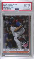 Home Run Derby - Pete Alonso [PSA 10 GEM MT]