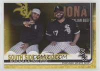 Veteran Combos - South Side Warriors (Moncada & Alonso Pose)