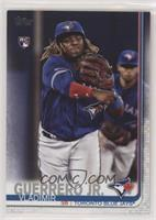 Base - Vladimir Guerrero Jr. (Throwing) [EX to NM]