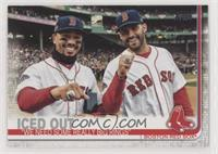 Veteran Combos - Mookie Betts, J.D. Martinez (