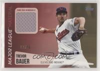 Trevor Bauer #/50