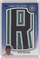Kyle Seager (Letter R) #/1