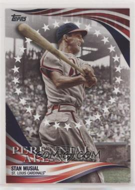 2019 Topps Update Series - Perennial All-Stars #PAS-12 - Stan Musial