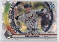 Matt Manning #/150