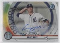 Casey Mize #/50