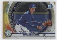 Jordan Groshans #/50