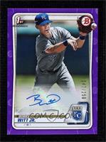 Bobby Witt Jr. #/250