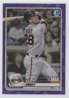 Buster Posey #/250