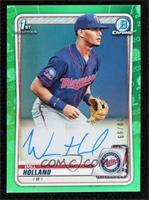 Will Holland #/99