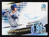 Bobby Witt Jr. #/99