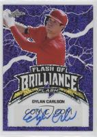 Dylan Carlson #/35
