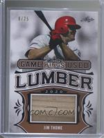 Jim Thome [EX to NM] #/25
