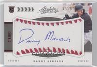 Rookie Baseball Material Signatures - Danny Mendick #/75