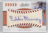 Eddie Murray #/10