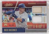 Nico Hoerner #/99