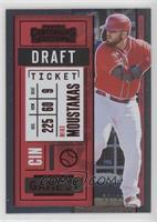 Mike Moustakas #/99