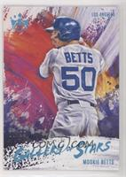 Mookie Betts #/99