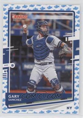 2020 Panini Donruss - [Base] - Baby Shark #74 - Gary Sanchez