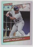 Retro 1986 - Kirby Puckett (Base) #/318