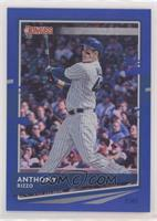 Back Variation - Anthony Rizzo (Chi-Town)