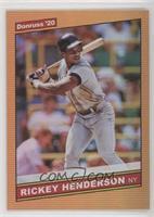 Retro 1986 - Rickey Henderson (Base)
