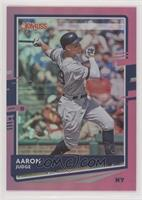 Photo Variation - Aaron Judge (After Swing)