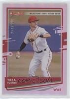 Trea Turner (Base) #/500