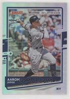 Photo Variation - Aaron Judge (After Swing) #/350