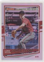 Luke Weaver #/300