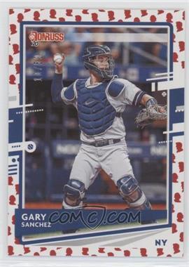 2020 Panini Donruss - [Base] - Presidential Collection #74 - Gary Sanchez /50