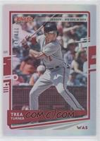 Photo Variation - Trea Turner (Batting) #/400