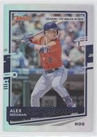 Alex Bregman (Base) #/119