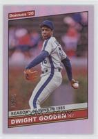 Retro 1986 - Dwight Gooden #/24