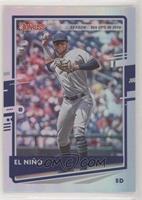 Nickname Variation - Fernando Tatis Jr. (El Nino) #/400