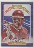 Diamond Kings - Mike Trout #/400