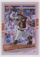 Buster Posey #/104