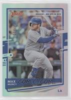 Max Muncy #/400