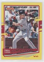 Photo Variation - Trea Turner (Batting)