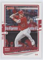 Back Variation - Mike Trout (City of Angels)