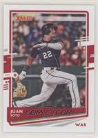 Photo Variation - Juan Soto (Navy Jersey)