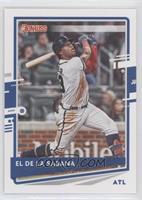 Nickname Variation - Ronald Acuna Jr. (El de La Sabana)