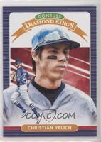 Diamond Kings - Christian Yelich