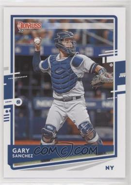 2020 Panini Donruss - [Base] #74 - Gary Sanchez