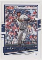 Nickname Variation - Fernando Tatis Jr. (El Nino)