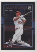 All-Stars - Mike Trout #/125