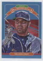 Diamond Kings - Nelson Cruz #/50