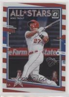 All-Stars - Mike Trout #/45