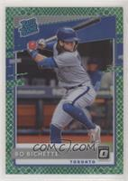 Rated Rookies - Bo Bichette #/84