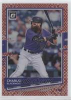 Charlie Blackmon #/88