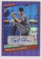 Taylor Clarke #/10